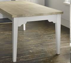Oak kitchen table The Dormy House