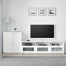 brimnes combinazione per tv bianco ikea tv schränke