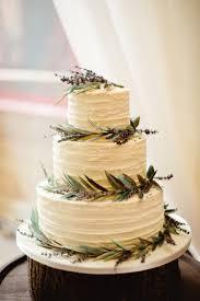 Buttercream Cake Lavender Relaxed Rustic DIY Barn Wedding Wearethelous