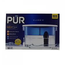 Pur Faucet Filter Replacement by Pur 2 Stage Ds 1800z 160 Ounce Filtered Water Dispenser Ds1800zv1