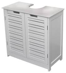 Free Standing Storage Cabinets For Bathrooms by Freestanding Non Pedestal Under Sink Vanity Cabinet Bath Storage