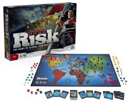 I Think Back To A Few Summers Ago When Introduced Risk My Girls Because The Game Can Last Long We Started Immediately After An Early Supper Ended