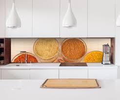 aufkleber küchenrückwand gewürze kräuter zimt salz küche folie selbstklebend dekofolie fliesen möbelfolie spritzschutz 22a537 wandtattoos und