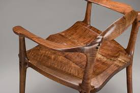 Sam Maloof Rocking Chair Class by Scott Morrison Fine Woodworker