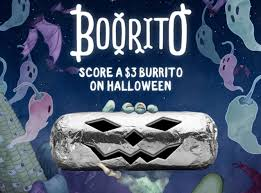 Chipotle Halloween Special 2015 by Halloween Archives Ship Saves
