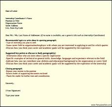Letter of Intent Graduate School Education