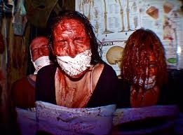 Scariest Halloween Attractions In California by Mckamey Manor Promo For Scarela 2013 Youtube