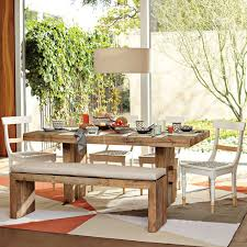 EmmersonR Reclaimed Wood Dining Table
