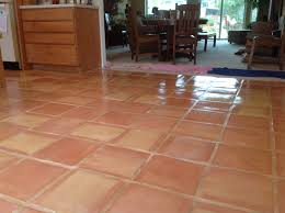 Saltillo Tile Cleaning Los Angeles by Mexican Tile Stripping Services California Tile Restoration
