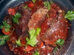 cuisiner paleron recette de paleron de boeuf à l italienne
