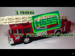 Video Review Of The Hess Toy Truck: 1986 Hess Toy Fire Truck Bank ... 2011 Hess Colctible Toy Truck And Race Car With Sound Nascar Video Review Of The 2008 And Front 2013 Tractor 2day Ship Ebay Rare Buying Toys Pinterest Toys Values Descriptions Brown Box Specials Trucks Jackies Store Amazoncom Racer 1988 Games Mini Ajs 1986 Fire Bank 1991 Hess Toy Truck With Racer