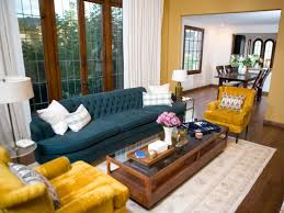 Brown And Teal Living Room Pictures by Photo Page Hgtv