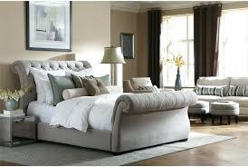 Tufted Bedroom Sets Tufted Upholstered Bed Set Black Tufted King