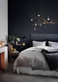 chambre bleu nuit chambre bleu et gris collection avec chambre bleu marine et taupe