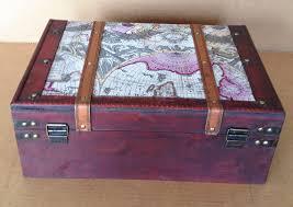 Mini Decorative Lobster Trap by Amazon Com Replica Vintage Style World Map Decorative Wooden