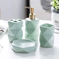 الأرض الخضراء قش بيتسي تروتوود badezimmer accessoires grün