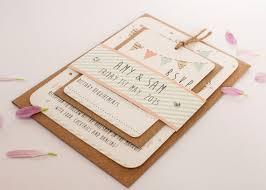 8 Rustic Whimsical Wedding Invitation Bundles