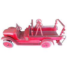 1920s Pressed Steel Fire Truck By Buddy L For Sale At 1stdibs Fire Truck Electric Toy Car Yellow Kids Ride On Cars In 22 On Trucks For Your Little Hero Notes Traditional Wooden Fire Engine Ride Truck Children And Toddlers Eurotrike Tandem Trike Sales Schylling Metal Speedster Rideon Welcome To Characteronlinecouk Fireman Sam Toys Vehicle Pedal Classic Style Outdoor Firetruck Engine Steel St Albans Hertfordshire Gumtree Thomas Playtime Driving Power Wheel Truck Toys With Dodge Ram 3500 Detachable Water Gun