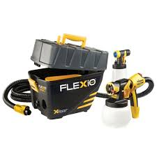 Hvlp Sprayer For Kitchen Cabinets by Wagner Flexio 890 Hvlp Paint Sprayer Station 0529021 The Home Depot