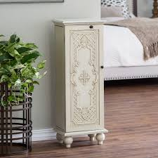 Belham Living Locking Ornate Door Jewelry Armoire | Hayneedle Fniture Jewelry Armoire Target Rustic Amazoncom Hives And Honey Ashton Antique Walnut Pier One Canada Style Guru Fashion Glitz A Comfy Little Place Of My Own Turquoise Doodlecraft Vintage Redodiy Table Attractive Musical Box Chest Mini Round With Beige Ling Mirror Swingout Makeover With Valspar Chalky Finish Paint U Powell Mirrored Jewelry Armoire Abolishrmcom Powell Accsories Masterpiece Parchment Hand Unfinished Belham Living Locking Ornate Door Hayneedle