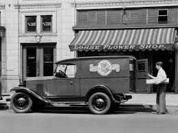 1930 Chevrolet Panel Truck | Old Advertising Vehicles | Pinterest ...