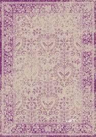 orientalischer design teppich kumsal mit hochtief optik