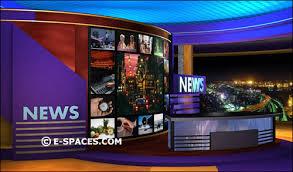 World News Virtual Studio