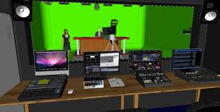TV Studio Installation Leeds Multimedia Wakefield Recording Doncaster Television Halifax Music Room Radio