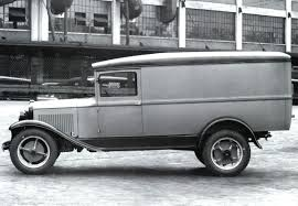 Cars 1931 Dodge Brothers 3 4 Ton Merchants Express Panel Truck 124in ...
