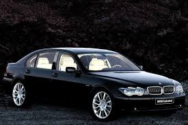 2004 BMW 745 Overview