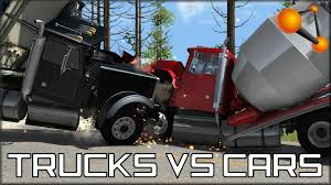 BeamNG Drive Trucks Vs Cars #3 - YouTube Tiff Needell Volvo Fh Truck Vs Koenigsegg Twerking In Wild Party Ford Vs Chevy Bed Bending Competion Car Crash Compilation Videos Youtube A Police Blocked The Road Police Test Pickup Suv Which Is Safer Choice Are Trucks Becoming The New Family Consumer Reports Versus Race Track Battle Outcome Impossible To Predict Download Cape Cod Accident Report Genesloveme 2017 Nissan Titan Xd Review Autoguidecom Beamngdrive Cars 5