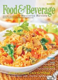 Food & Beverage Business Review Aug Sep 2016