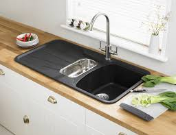 Double Kitchen Sinks With Drainboards by Kitchen Kitchen Sink With Drainboard With Glorious Bathroom How