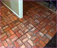 Brick Tile Flooring Home Depot Techieblogiefo