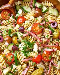 Easy Pasta Ideas For Lunchboxes