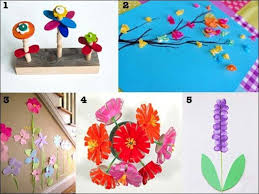 52 Beautiful Spring Paper Crafts Ideas