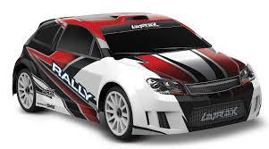 deco voiture de rallye latrax rally car 1