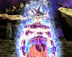 Goku Mastered Ultra Instinct With The Face Of Fierce