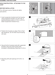 Floor Joist Span Tables by 7130 02 Bt Ventilating Bath Fan With Bluetooth Speaker User Manual