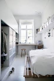 schlafzimmer ideen für wenig platz small apartment