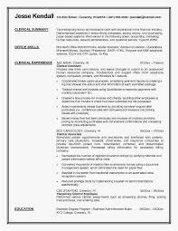 30 Receiving Clerk Resume Sample Photo Best Templates