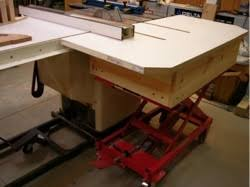 outfeed table plans free woodworking plans and information at