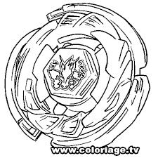 Coloriage Beyblade Burst Evolution Jecolorie Com