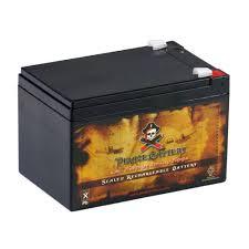 100 Kid Trax Fire Truck Battery 12V 12ah SLA Rechargeable For KT1003