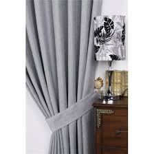 Linden Street Blackout Curtains by Elegant Solid Eco Friendly Grey Curtains Made In Artificial Fibers