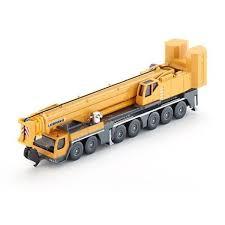 100 Bruder Mack Granite Liebherr Crane Truck Hadiah Terpopuler Mainan Diecast MACK