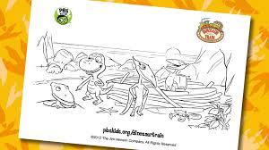 Dinosaur Train Printables