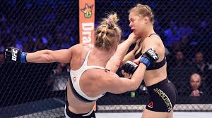 si e social mma holm beating ronda rousey is the best thing for s mma