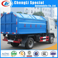 100 Hook Trucks For Sale China Top Ranking Foton Mini Garbage With Arm Lift For