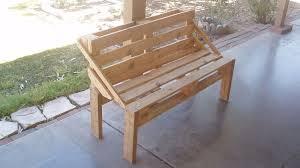 fabrication canapé palette bois superbe fabrication canape palette bois 16 banc de jardin en
